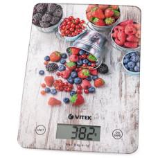 Весы кухонные VITEK VT-8031 разноцветный
